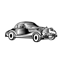 Car logo team vector