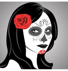 Dia de los muertos vector image vector image