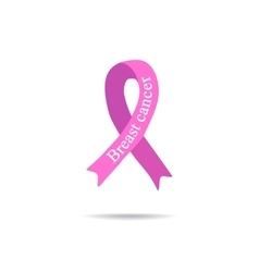 Cancer Ribbon Breast cancer Pink ribbon vector