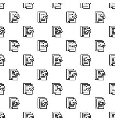 graph paper pattern seamless vector image