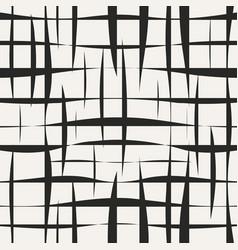 damaged mesh seamless pattern vector image