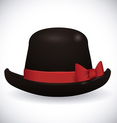 Hat design vector
