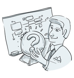 Project Management vector