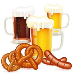 Oktoberfest Concept vector image