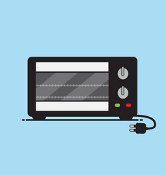 Electric ovens vector