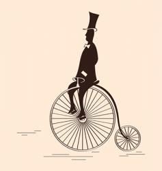Victorian sport vector image vector image