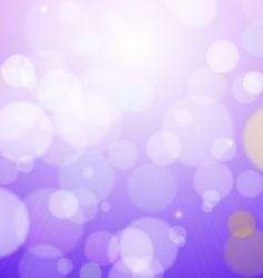 disco bokeh vector image