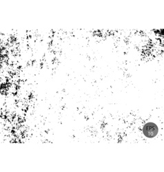 Grunge Dust Speckled Sketch Effect Texture vector image