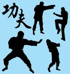 Kung Fu vector