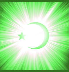 Nations islam vector