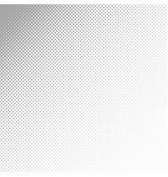 Geometrical halftone circle pattern background vector