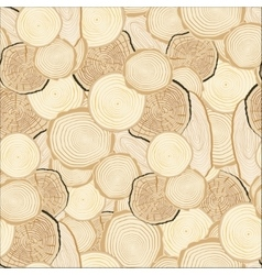 Tree trunk background vector
