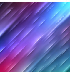 abstract glowing striped background eps 10 vector image