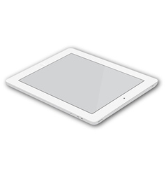 iPad vector image