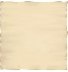 Old parchment paper texture vector