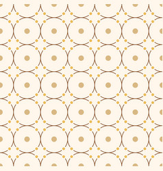 abstract seamless minimalistic pattern vector image
