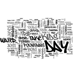Aquasize to a flatter stomach text word cloud vector
