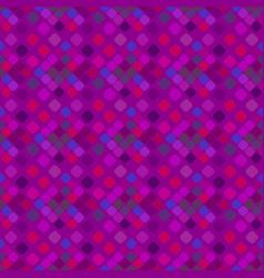 dark violet abstract diagonal square pattern vector image