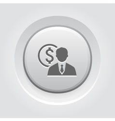 Value Icon Business Concept vector