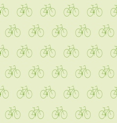 bike simple patern1 vector image