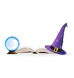 Magical objects vector image
