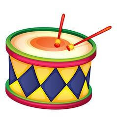 A drum vector