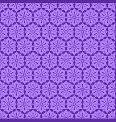 Flower figure pattern design vector