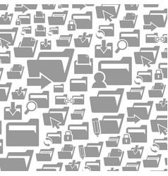 folder background2 vector image
