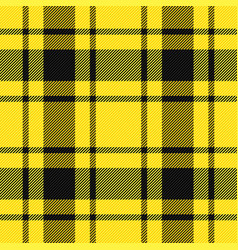 Tartan pattern scottish cage background vector