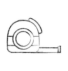 Figure measuring contruction equiment tool vector