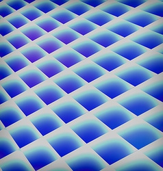 Abstract squared background vector image vector image