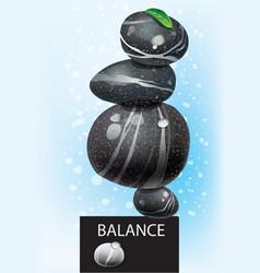 Balanced concept vector