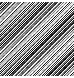 black white striped rough grunge seamless pattern vector image