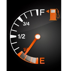 gas tank vector image