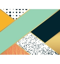 Abstract art pattern for vector image