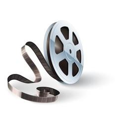 Movie cinematography video vector image vector image