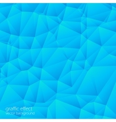 abstract blue pattern on a light background vector image