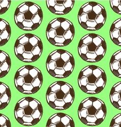 FootballBall vector image