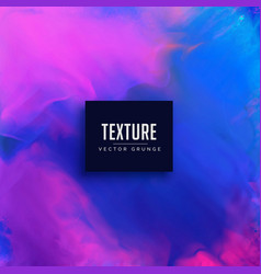 Blue and pink watercolor texture background vector