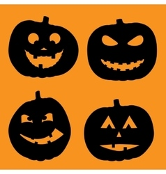 Halloween Background with vector