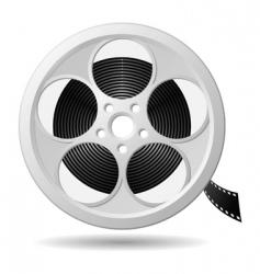 film reel vector image vector image