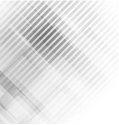 abstract lines and squares shape on gray vector image