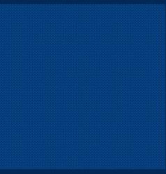 Blue winter monochrome knitwear texture empty vector