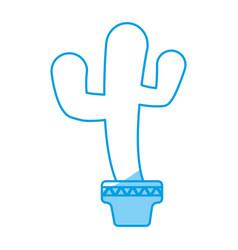 Cactus icon image vector