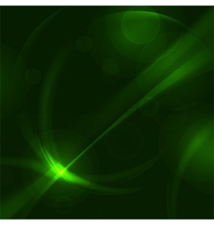Green abstract technology backgrounds vector image