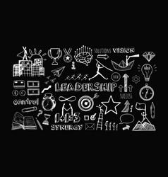 Leadership set vector