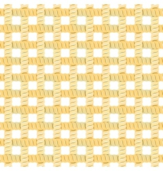 Seamless Rope Or Thread Pattern vector image vector image