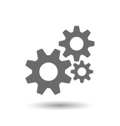 Gear icon vector