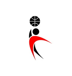 Basketball-Player-380x400 vector image