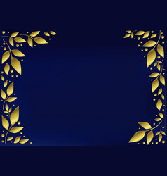 Blue background stylized as velvet decorated with vector